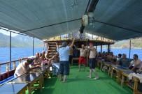 Korkuteli Esnaf Odasından Esnaflara Özel Tekne Turu
