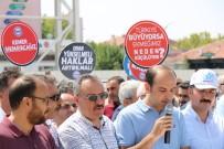 Memur-Sen, Kırşehir'de 'Emeğe Saygı' Açıklaması Yaptı