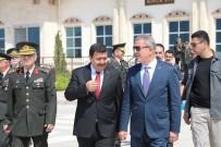 ERZİNCAN VALİSİ - Milli Savunma Bakanı Akar, 3'Üncü Ordu Komutanlığı'nda Ki Devir Teslim Törenine Katıldı