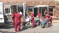 Trafo Merkezinde Çıkan Yangın Hastaneyi Boşalttırdı