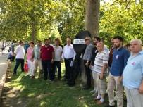 ÜNLÜLER - UBER Mağdurları Açıklaması 'Bizler Hayata Tutunmakta Zorluk Çekiyoruz, Düşmek Üzereyiz'