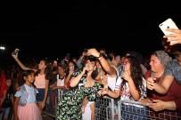 Vatandaşlar Kum Zambağı Festivali İle Eğlendi