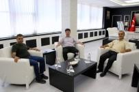 Akademisyenler Rektör Karacoşkun'la Bir Araya Geldi