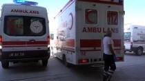 Aksaray'da İki Otomobil Çarpıştı Açıklaması 7 Yaralı