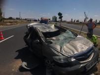Aksaray'da Trafik Kazası Açıklaması 7 Yaralı