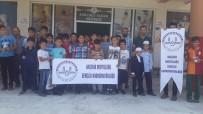 Akşehir Belediyesinden Kur'an Kursu Öğrencilerine Havuz Ödülü