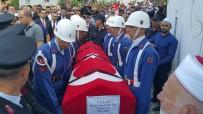 Ankara'da İntihar Eden Bursalı Uzman Çavuş Toprağa Verildi