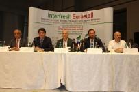 SEBZE ÜRETİMİ - Antalya Interfresh Eurasia Fuarının Tanıtımı Mersin'de Yapıldı