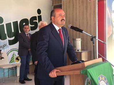 Bakan Yardımcısı Metin Açıklaması 'Tarımda Gelişmemiz İçin Akıncı Ruhlu Çiftçilere İhtiyacımız Var'