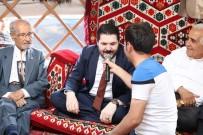 Başkan Sayan Ahlat Avrasya Kültür Şenliklerine Katıldı