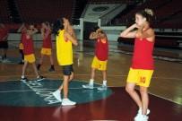 TÜRKİYE KADINLAR BASKETBOL LİGİ - Bellona Basketbolcuları Destek İstedi