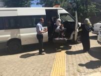 Bingöl'de 36 Dilenci Yakalanıp İl Dışına Çıkarıldı