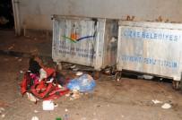 Cizre'de Şüpheli Valiz Fünyeyle Patlatıldı