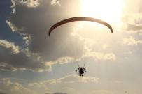 Erzincan'da Paratrike Uçuşlarına İlgi Artıyor