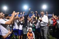 Geleneksel Turnuvanın Finalinde Kupayı Başkan Kocaman Verdi