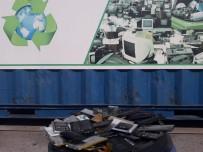 Körfez'de Elektronik Atıklar Ekonomiye Kazandırılıyor