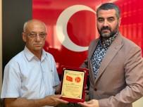 EMNİYET TEŞKİLATI - MHP'den EMŞAV'a Ziyaret