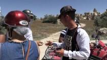 EKMEK TEKNESI - Peribacalarının Özbek Fotoğrafçısı Turizmin Hizmetinde