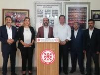 Sözen'den CHP Ve HDP'ye Sert Eleştiri Açıklaması