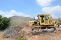 LAHİT - Tarsus'un 50 Yıllık İhtiyacını Karşılayacak Mezarlık Yapılıyor