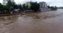 Terme'deki Sel Dehşetinden Yeni Görüntüler