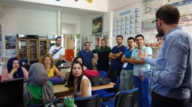 TR 33 Bölgesi Öğretmenleri STEM'le Buluşuyor