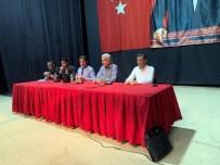 Yüksekova'da Proje Tanıtım Toplantısı