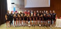 FATMA ŞAHIN - A Milli Kadın Futbol Takımı, İstanbul'daki Hazırlıklarını Tamamladı