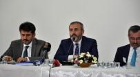 AK Parti'li Ünal Açıklaması 'Devletimiz Bütün Terör Örgütlerinin Kökünü Kazıyor'