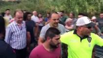 Aydın'da İşçi Otobüsü Devrildi Açıklaması 1'İ Ağır 20 Yaralı