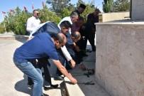 KIRMIZI GÜL - Azerbaycanlı Papazlardan Zeve Şehitliği'ne Ziyaret, Ermenilere Tepki