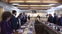 SİSMİK ARAŞTIRMA GEMİSİ - Bakan Turhan, KKTC Bayındırlık Ve Ulaştırma Bakanı Atakan İle Görüştü