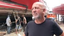BISMILLAH - Balıkçılar 'Vira Bismillah' İçin Gün Sayıyor