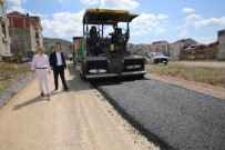 Çayırova'da Asfalt Çalışmaları Sürüyor