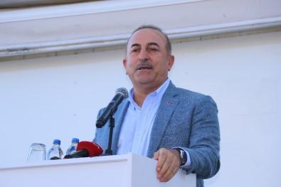 Bakan Çavuşoğlu'ndan F-35 açıklaması!