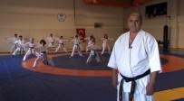 Hem Ressam Hem Karate Hocası