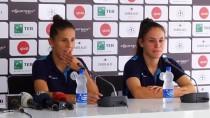 DUISBURG - Kadınlar Futbolda Kosova-Türkiye Milli Maçına Doğru