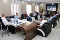ÖZGÜR ÖZDEMİR - KASKİ Genel Müdürü Yatırımlar İçin Başkan Öztürk İle Görüştü