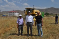 Kaymakam Coşkun'dan Çiftçilere Ziyaret