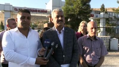 Mardin Büyükşehir Belediyesine Ziyaret
