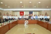 YAKUP YıLDıZ - Milli Eğitim Müdürleri Toplandı