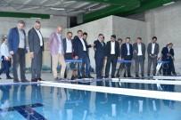 Naim Süleymanoğlu'na AK Parti Heyetinden Tam Not