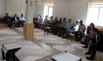 Otlukbeli'nde Halkla Buluşma Toplantısı Yapıldı