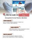 REFERANS - Research Türkiye Eylül'de Çıkıyor