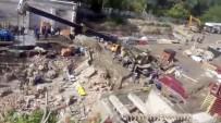 NOVOSIBIRSK - Rusya'da İnşaat Çöktü Açıklaması 2 Ölü