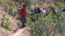 Sarp Kayalıklardaki Elmalı Mağarası Turizme Kazandırılacak