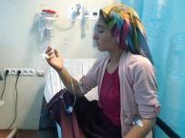 Siirt'te Genç Kızı Yılan Isırdı