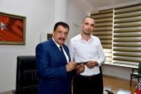 AYETULLAH - STK'lardan Başkan Gürkan'a Ziyaretler
