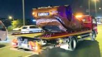 Sultangazi'de Zincirleme Trafik Kazası Açıklaması 4 Yaralı
