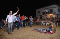 Tokat'ta, Düğünde 'Kartal' Oyunu Geleneği